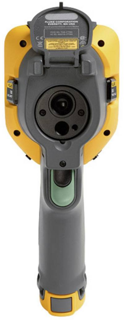 Fluke FLK-TIS20 9HZ IR camera -20 up to +350 °C 120 x 90 pix 9 Hz