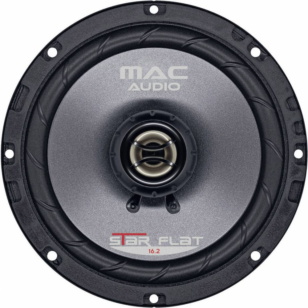 2-vejs koaksial-indbygningshøjtaler Mac Audio STAR FLAT 16.2 280 W 1 pair