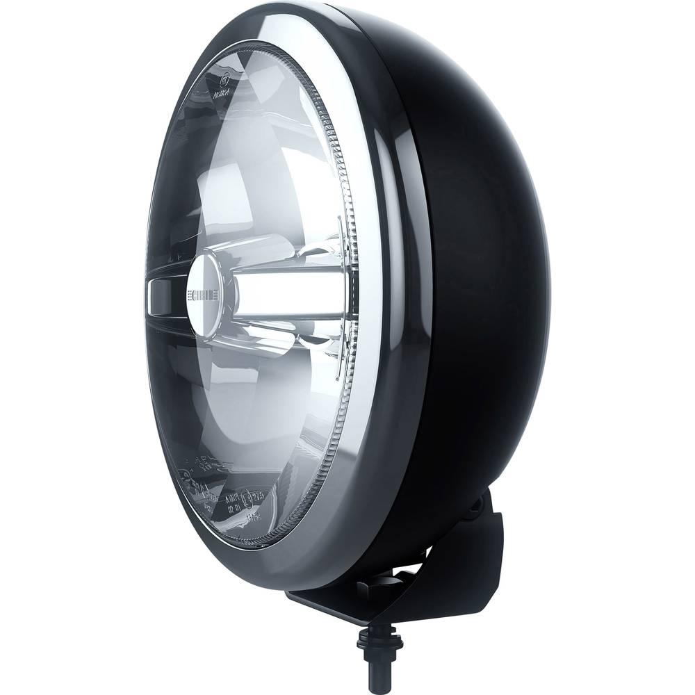 Projektør Super Oscar LED LED CIBIE (Ø) 222 mm Sort, Krom