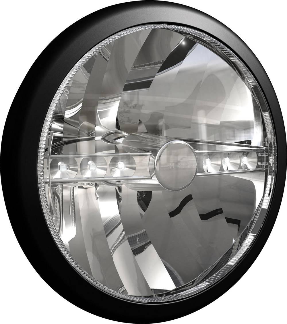 Daljinski žaromet, pozicijska luč Super Oscar LED Fern-/pozicijska luč črne barve LED CIBIE () 222 mm