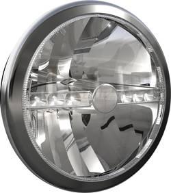 Projektør, Positionslys Super Oscar LED LED CIBIE (Ø) 222 mm Sort, Krom