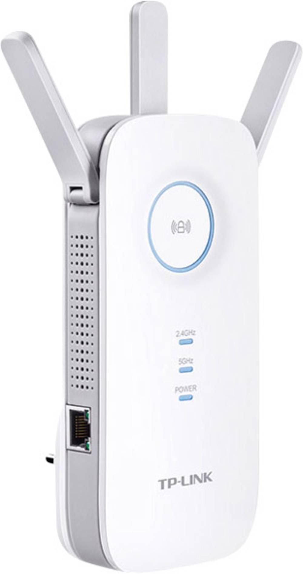 TP-LINK RE450 WLAN ojačevalnik 1.75 Gbit/s 2.4 GHz, 5 GHz