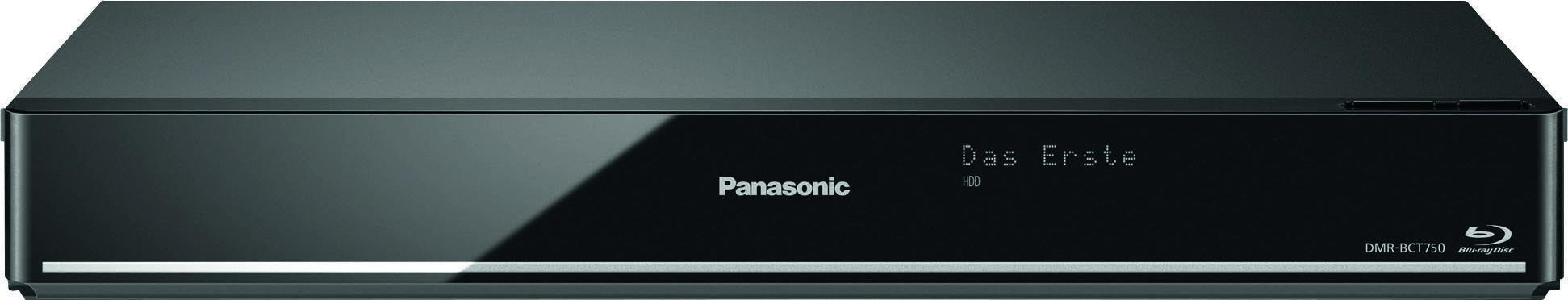 Drivers for Panasonic DMR-BCT750EG Recorder