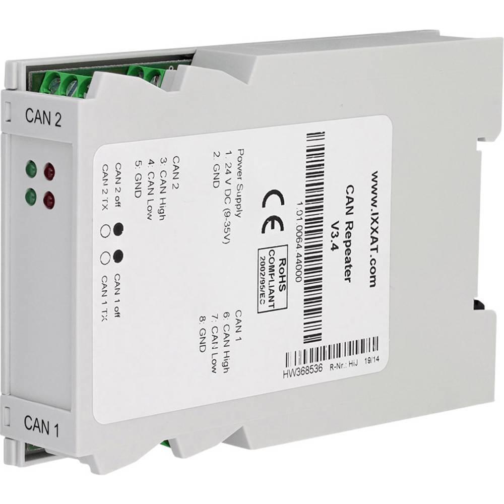 CAN repeater CAN Bus Ixxat 1.01.0064.44000 delovna napetost: 12 V/DC, 24 V/DC