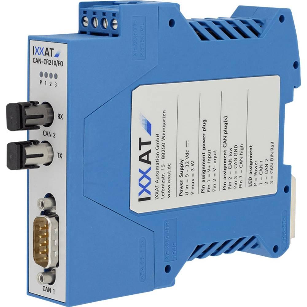 CAN pretvornik CAN Bus, Glasfaser Ixxat 1.01.0068.45010 delovna napetost: 12 V/DC, 24 V/DC
