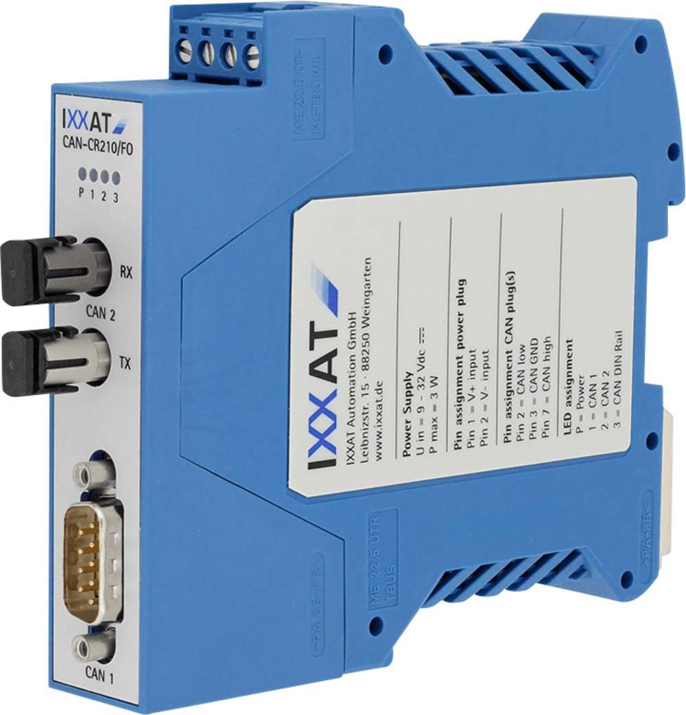CAN pretvornik CAN Bus, Glasfaser Ixxat 1.01.0068.46010 delovna napetost: 12 V/DC, 24 V/DC