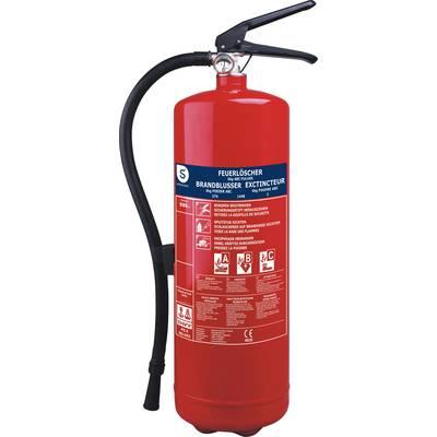 Smartwares BB6 10.014.72 Powder 6 l Fire class: A, B 6 kg