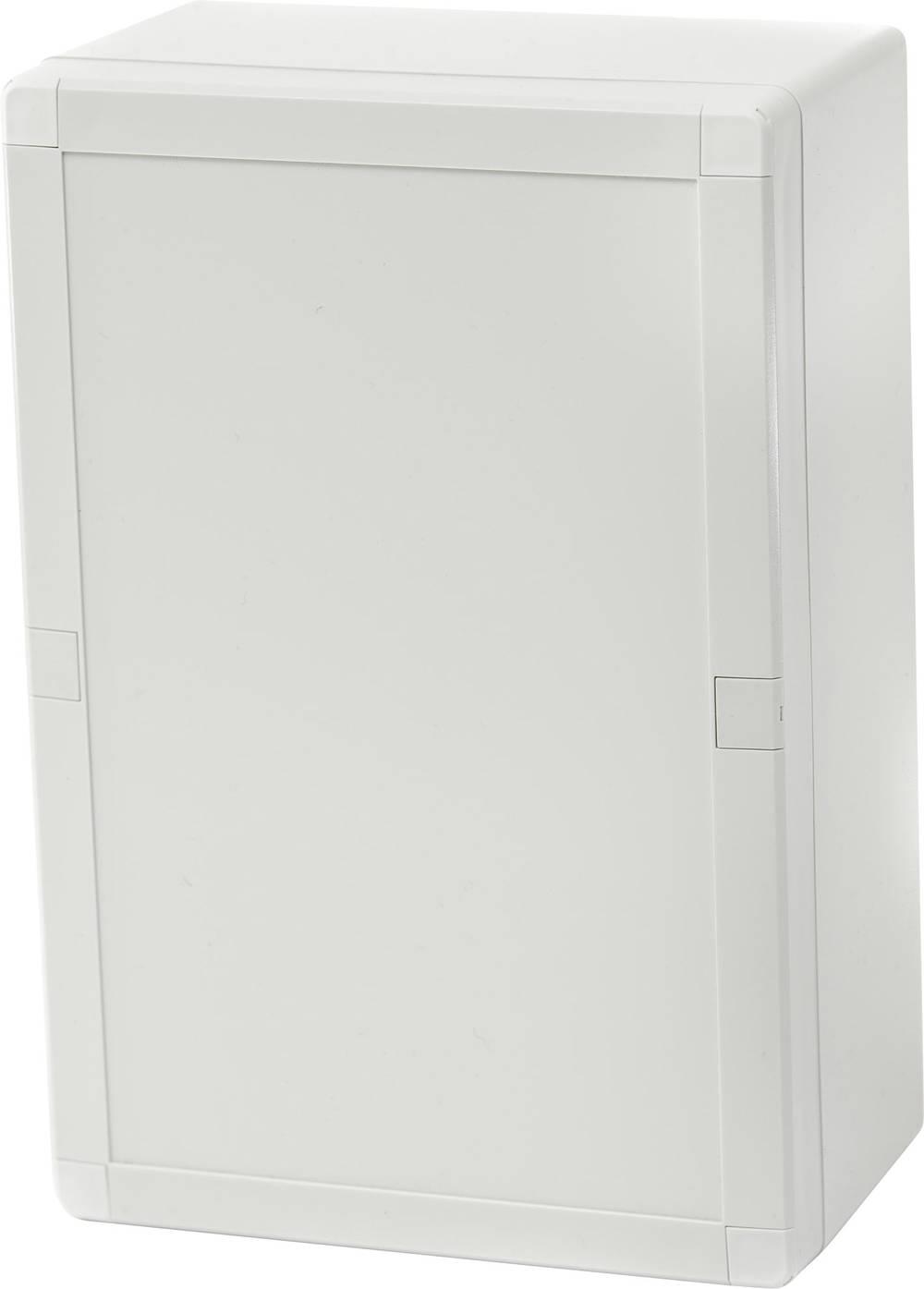 Kabinet til montering på væggen, Installationskabinet Fibox EURONORD 3 ABQ3 162409 244 x 164 x 90 ABS 1 stk