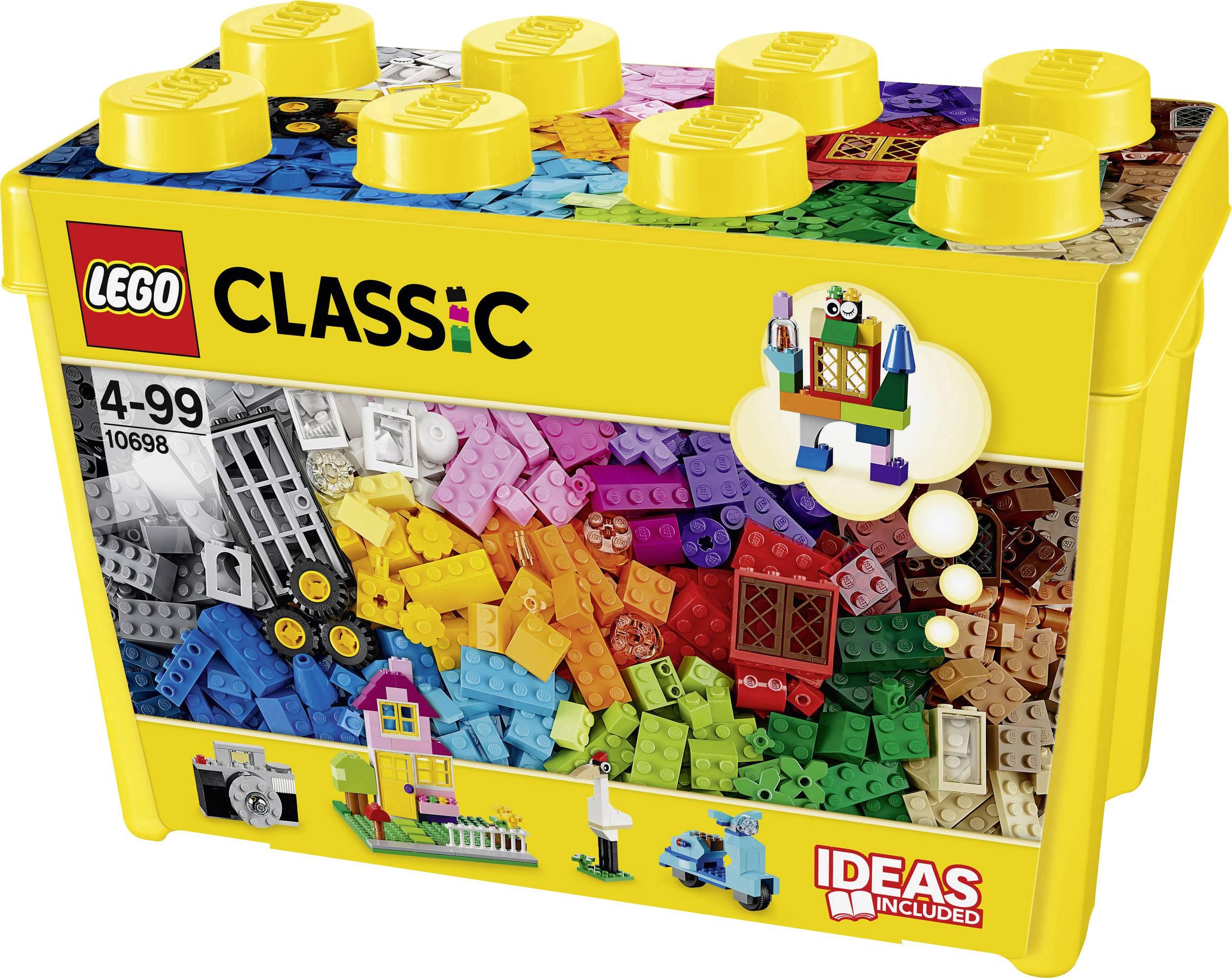 Lego Classic 10698 Large Bausteine Box Conradcom