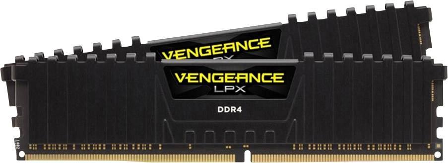 Corsair PC RAM kit Vengeance ® LPX CMK8GX4M2A2133C13 8 GB 2