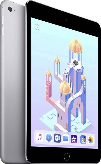 Image of Apple iPad mini 4 (2015) WiFi 128 GB Spaceship grey