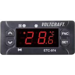 Termostat VOLTCRAFT ETC-974 NTC, PTC -50 do 140 °C rele 10 A (D x Š x V) 71 x 29 x 34.5 mm