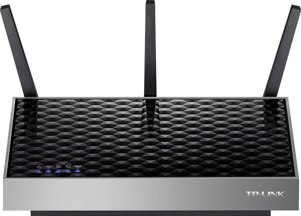 WLAN brezžični repeater 1900 MBit/s 2.4 GHz, 5 GHz TP-LINK RE580D
