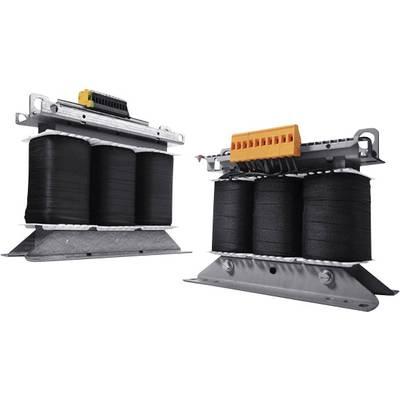 Block AT3 3,5-20/21-4 Autotransformer 3 x 200 V, 208 V 3 x 400 V AC 3500 VA