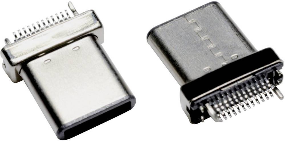 USB C vtikač 3.1 vtikač, navpična namestitev 93013c1139 vsebina: 1 kos