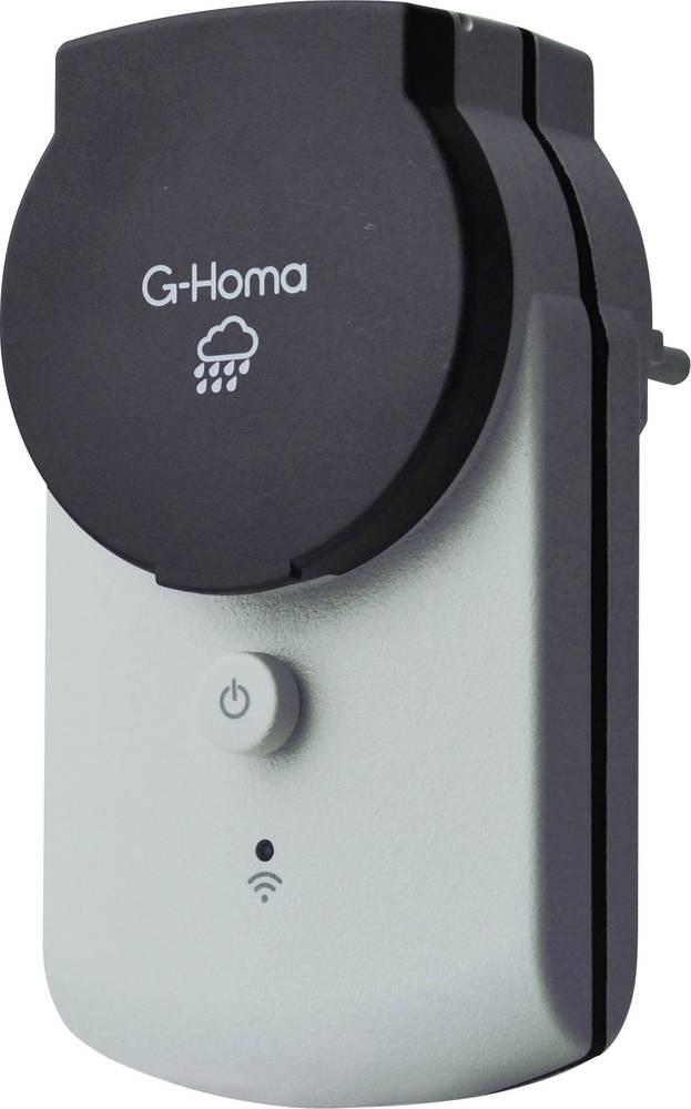 Wi-Fi Trådlös kontaktdosa Utomhus G-Homa 3680 W