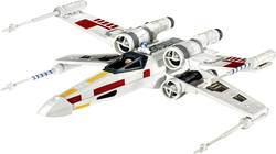 Science Fiction byggsats Revell Star Wars X-Wing Fighter 03601