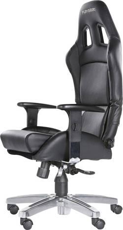 Gaming-stol Playseats Office Sitz Schwarz Svart