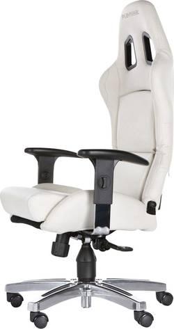 Gaming-stol Playseats Office Sitz Weiss Vit
