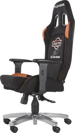 Gaming-stol Playseats Office Sitz Dakar Tom Coronel Svart