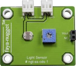 Fayalab Faya-Nugget svetlobni senzor Modul primeren za (Arduino Boards): Arduino™, Fayaduino