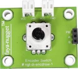 Fayalab Faya-Nugget kodirno stikalo Modul 801-NU0018 primeren za (Arduino Boards): Arduino™, Fayaduino