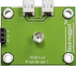 Fayalab Faya-Nugget RGB LED modul 801-NU0023 primeren za (Arduino Boards): Arduino™, Fayaduino
