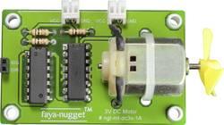 Fayalab Faya-Nugget 3V motorni modul, primeren za (Arduino Boards): Arduino™, Fayaduino