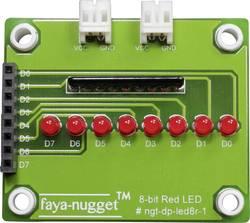 Fayalab Faya-Nugget LED-modul 801-NU0004, primeren za (Arduino Boards): Arduino™, Fayaduino
