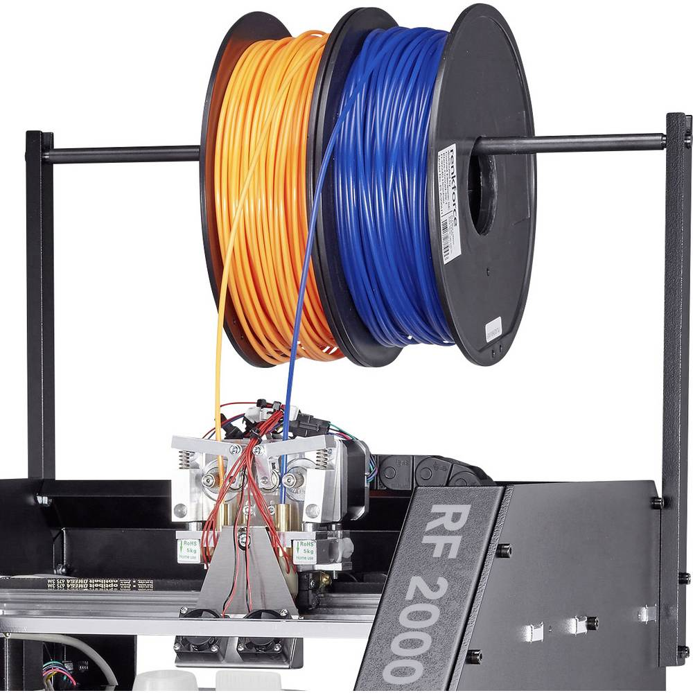 Renkforce Rf2000 3d Printer From Wire Christmas Light Wiring Diagram Review Ebooks