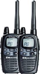 PMR-radio Midland G7E Pro Set 2 st