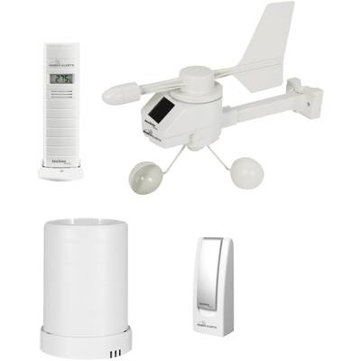 Techno Line MA 10050 Mobile Alerts MA 10050 Wireless digital weather station Forecasts for 12 to 24 hours