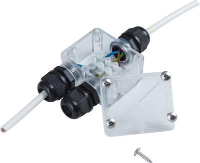 Image of 2-way splitter 230 V 4 cm Heitronic