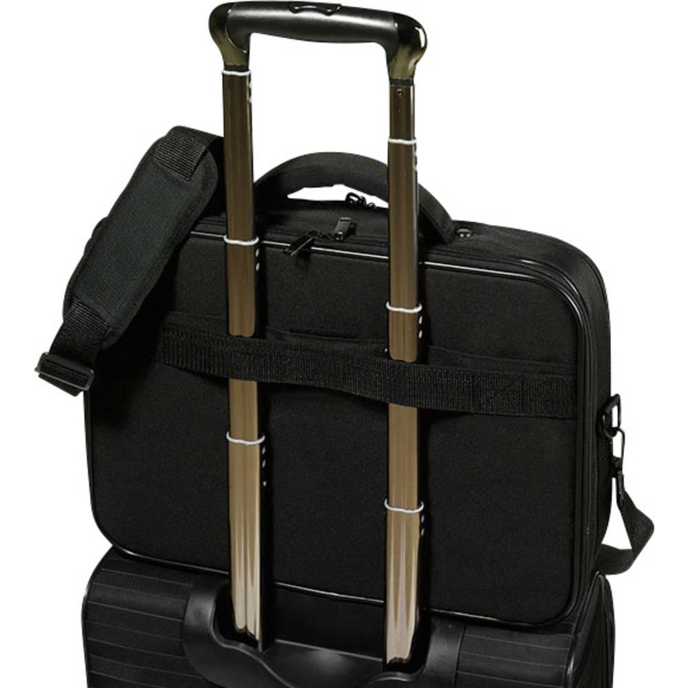 Laptop Messenger Bag Vivanco 43 9 Cm 17 3 Black