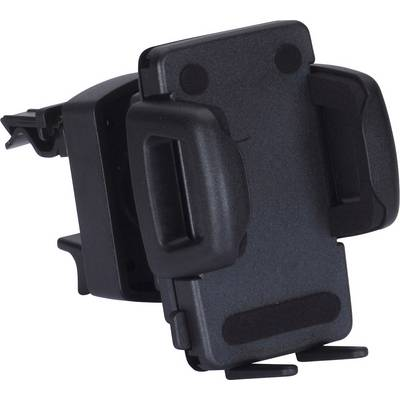 Image of Herbert Richter 22110001 Air grille Car mobile phone holder 58 - 85 mm