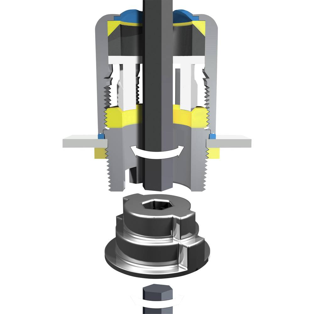 Montažno orodje Rittal HD 2410.290 1 kos