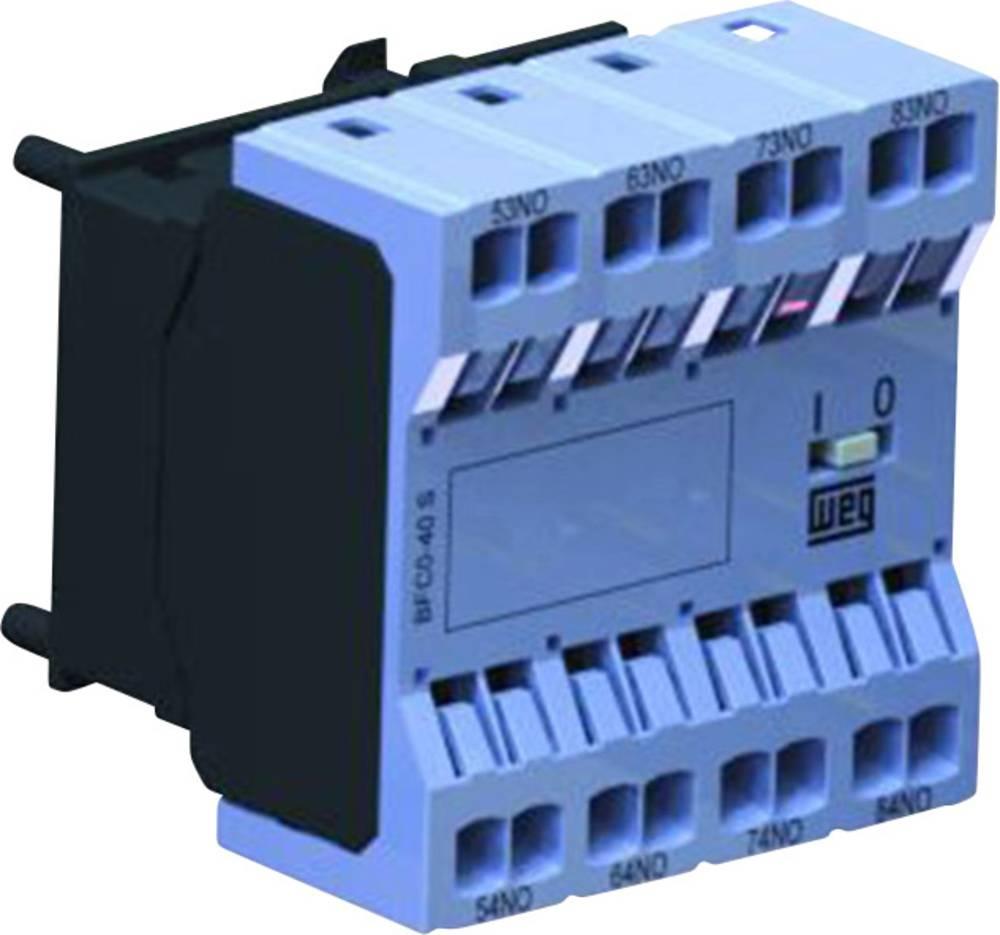 Hjælpekontaktblok 1 stk BFCA-13S WEG Passer til serie: Weg Serie CWCA0