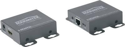 HDMI™ Extension via RJ45 network cable Marmitek MegaView 65 40 m