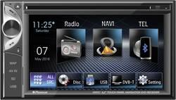 Phonocar VM057E Navigationsenhed, fastmontering Europa Integreret navigationssystem