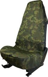 Sittskydd 1 st 1399056 Carmouflage Polyester Kamouflage Förarsäte