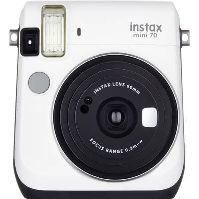 Fujifilm Instax Mini 70 White EX-D Instant camera White