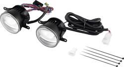 LED maglenke, dnevno svjetlo, pogodno za Volkswagen, Nissan, Toyota, Infinity (promjer x V) 90 mm x 90 mm OSRAM LEDFOG103-SR LED