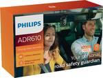 Philips Full HD car camera Dashcam ADR610