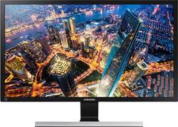 LED-skærm 71.1 cm (28 ) SamsungU28E590DATT.CALC.EEK B;3840 x 2160 pixUHD 2160p (4K)1 msHDMI™, DisplayPortTN LED
