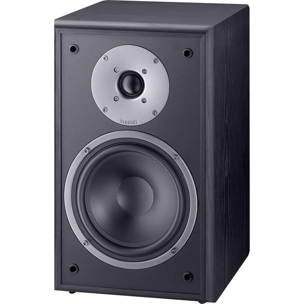 magnat monitor supreme 202 bookshelf speaker black 200 w. Black Bedroom Furniture Sets. Home Design Ideas