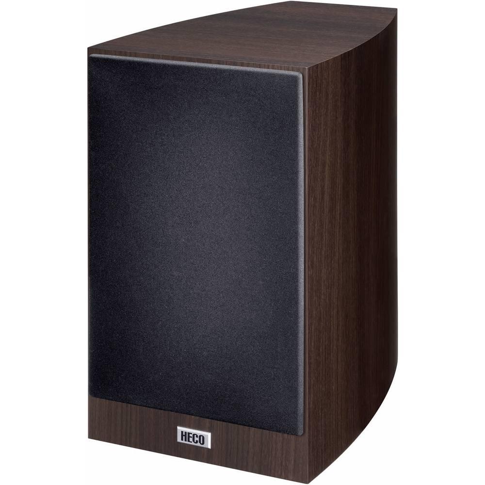 HECO Victa Prime 302 Bookshelf Speaker Espresso 150 W 33 Hz