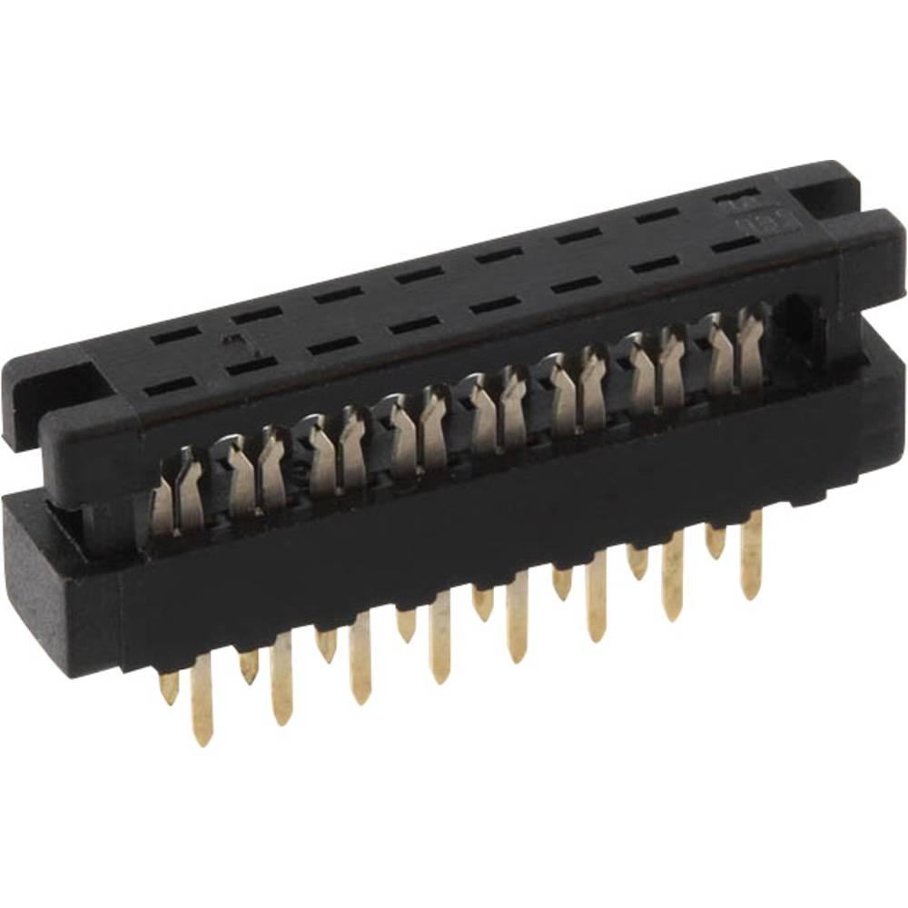 Multistikfatning LPV2S34 Samlet poltal 34 Antal rækker 2 econ connect 1 stk