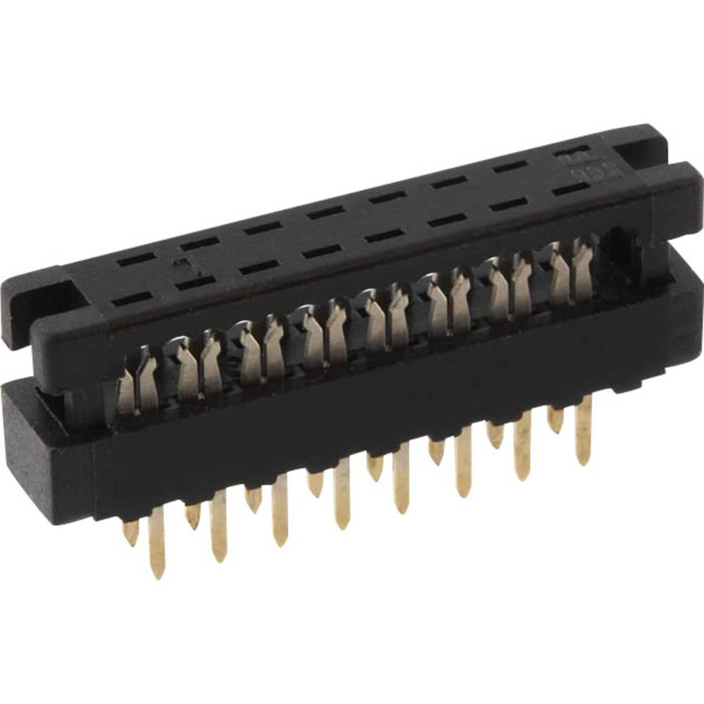 Multistikfatning LPV2S10 Samlet poltal 10 Antal rækker 2 econ connect 1 stk