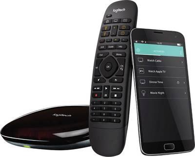 Image of Logitech Harmony Companion Infrared (1076749), Bluetooth® (1075101), Wi-Fi (1335780)