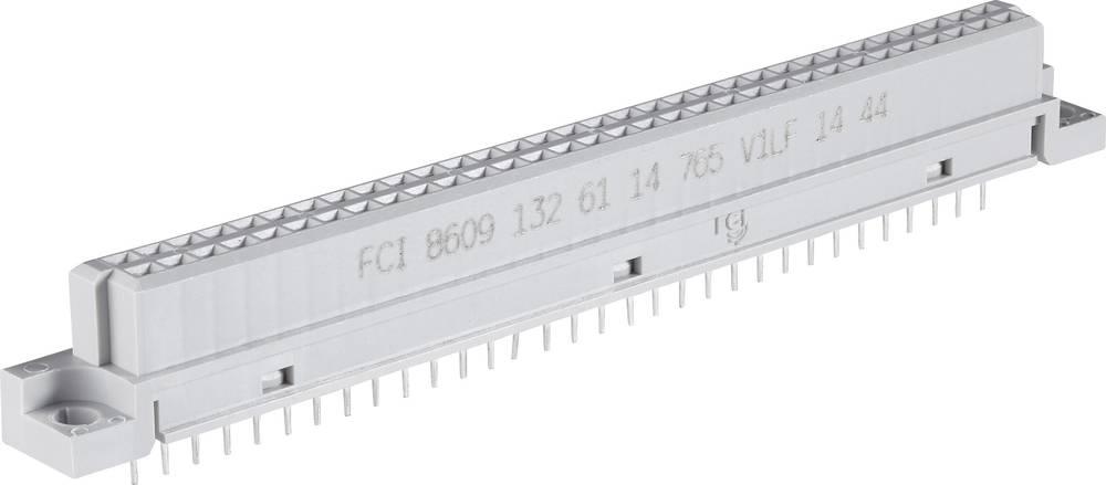 Multistikfatning DIN (PCB, System 23, IDC, Power) Samlet poltal 32 Antal rækker 2 FCI 1 stk